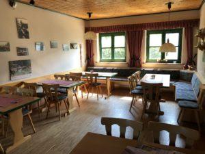 Gemeinschaftsraum mit Küche