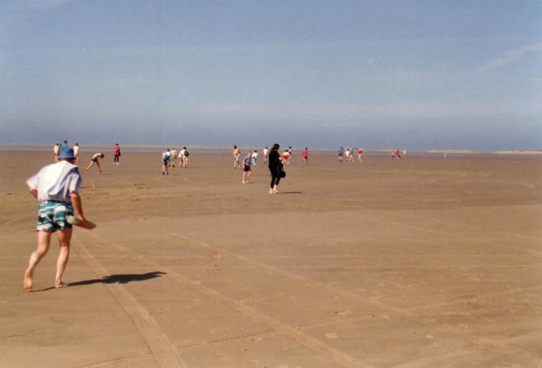Römö  unendlicher Strand